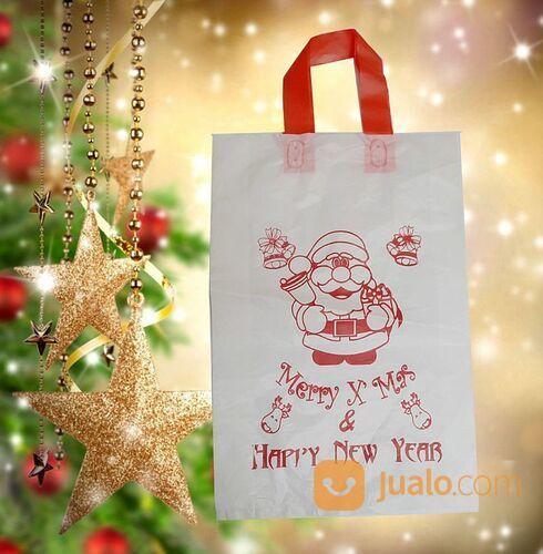 Tas Natal Santa Claus Acara Christmas Motif Bagus Aksesoris (29004784) di Kota Surabaya
