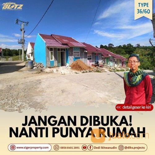 Rumah BDL Subsidi DP 0 Promo #A1911 (29005313) di Kota Bandar Lampung