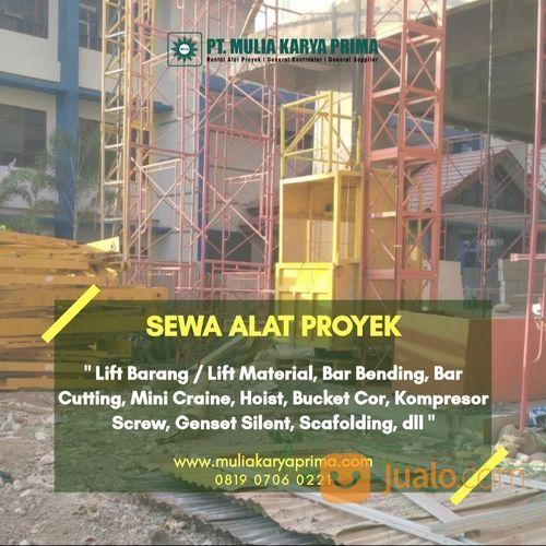 Alat Proyek Nusa Tenggara Timur (29007830) di Kab. Manggarai