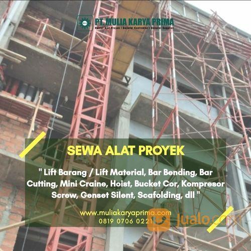 Alat Proyek Kalimantan Utara (29007922) di Kab. Tana Tidung