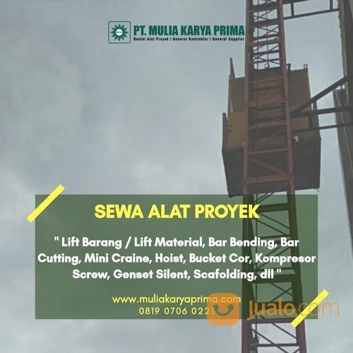 Alat Proyek Sulawesi Tenggara (29008014) di Kab. Konawe Utara