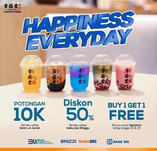 Xing Fu Tang Promo Happiness Everyday (29011150) di Kota Jakarta Selatan