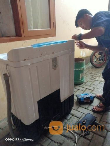 Jasa Service Mesin Cuci Tanah Sereal (29013174) di Kota Bogor