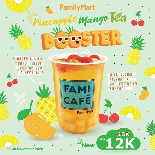 Family Mart New Menu Booster (29015520) di Kota Jakarta Selatan