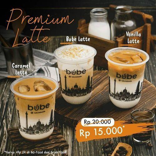 Bube Indonesia Premium Latte Promo (29015548) di Kota Jakarta Selatan