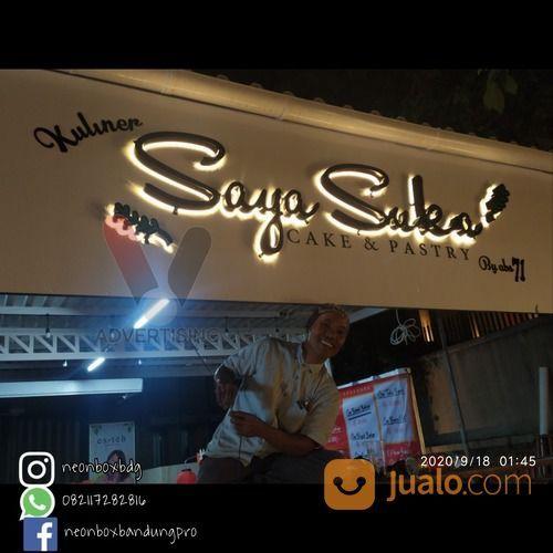 Huruf Timbul Vepo Advertising Termurah Bandung (29015576) di Kota Cimahi