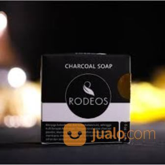 Rodeos Charcoal Soap For Men Sabun Muka Pria Bekasi Jualo