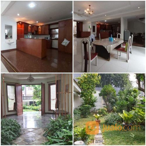 Rumah Bagus Dan Luas FURNITURE + 6 AC Di Menteng Jakarta Pusat (29022555) di Kota Jakarta Pusat