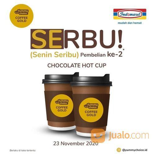 INDOMARET PROMO SERBU! (SENIN SERIBU) PEMBELIAN KE-2 (29023788) di Kota Jakarta Selatan