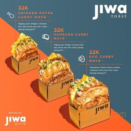 Jiwa Toast New Mennu (29023921) di Kota Jakarta Selatan