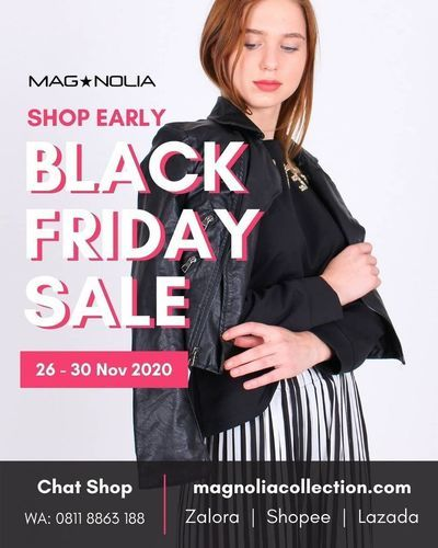 Magnolia Black Friday Sale (29053382) di Kota Jakarta Selatan