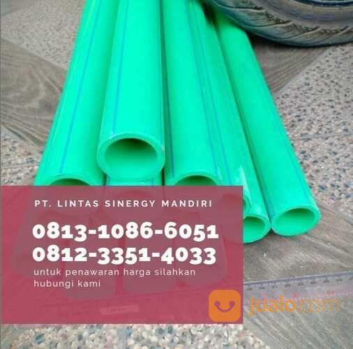 """SEDIA PIPA PP-R GREEN PN 10 UK 5"""" (29060862) di Kota Banjarbaru"""