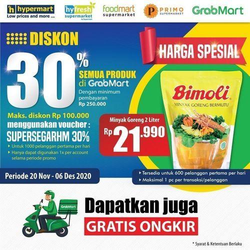 Hypermart Diskon 30% Harga Spesial (29064009) di Kota Jakarta Selatan