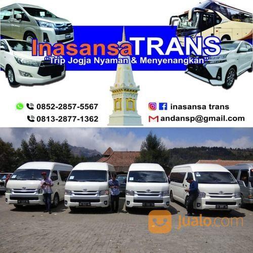 Pesona Wisata Malioboro Jogja Rental New Avanza Innova Inasansa Trans (29070777) di Kota Yogyakarta