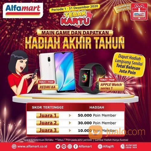 Alfamart Game Tebak Kartu Terbaru sudah hadir kembali nih di aplikasi #Alfagift ! (29076056) di Kota Jakarta Selatan