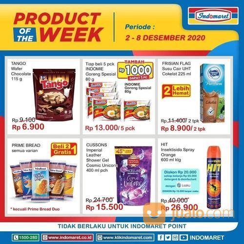 Indomaret PRODUCT OF THE WEEK 2-8 DESEMBER 2020 (29078719) di Kota Jakarta Selatan