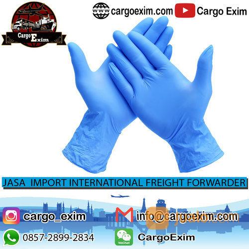 JASA IMPORT BORONGAN GLOVE MEDIS | CARGO EXIM | 085728992834 (29094113) di Kota Jakarta Timur