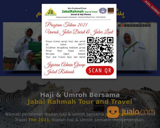 Umroh Dp 1,5 Juta Langsung Berangkat (29094912) di Kota Bandar Lampung