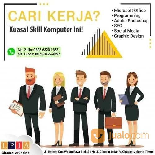 Kursus Komputer Di LPIA Ciracas-Arundina, Cibubur, Munjul, Cipayung (29101926) di Kota Jakarta Timur