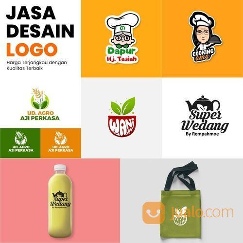 Jasa Desain Logo Profesional (29103910) di Kota Surabaya