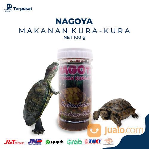 Pelet Pakan Kura-Kura Nagoya 100 Gram (29119668) di Kota Jakarta Timur