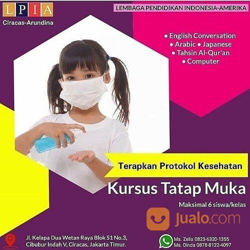 Belajar Bahasa Inggris Di LPIA Ciracas-Arundina, Cibubur, Cipayung, Munjul (29124892) di Kota Jakarta Timur