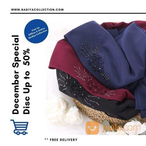 Nadiya Collection Promo Pembelian di Online & Offline: Disc up to 50% + Free Delivery (29130353) di Kota Jakarta Selatan