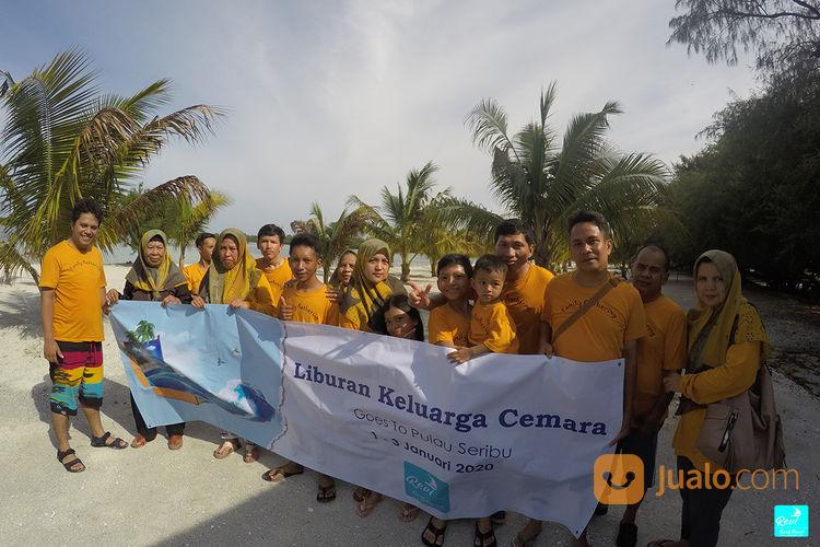 OPEN TRIP PULAU PARI KEPULAUAN SERIBU (29130371) di Kota Jakarta Selatan