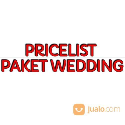 Pricelist Paket Wedding Murah Semarang (29133394) di Kota Semarang