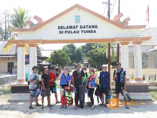 OPEN TRIP PULAU TUNDA (29135520) di Kota Jakarta Selatan