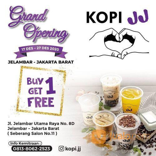 Kopi JJ Promo Buy 1 Get 1 Free! (29136615) di Kota Jakarta Selatan