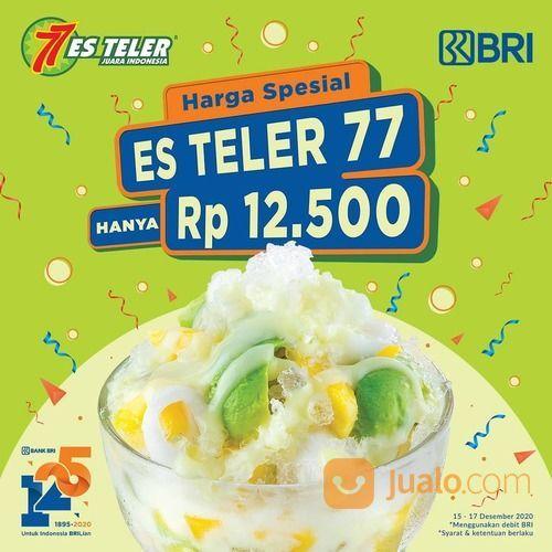 Es Teler 77 Promo Harga Spesial Rp 12500 dengan BRI (29136627) di Kota Jakarta Selatan