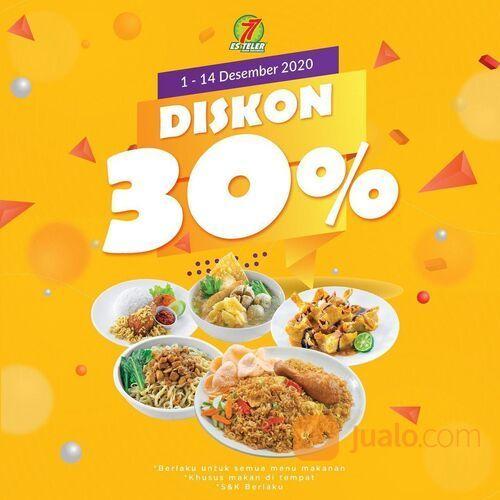 Es Teler 77 DISKON SEMUA menu MAKANAN FAVORITMU* (29138174) di Kota Jakarta Selatan