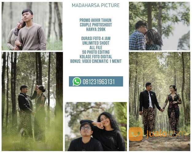 Jasa Foto Couple (29144469) di Kota Malang