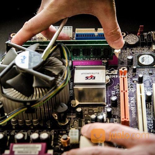 Service Komputer/ Laptop- Apin (29155822) di Kota Medan