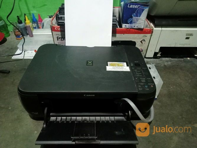 Printer Canon Mp287 Print Scan Foto Copy Second Normal Siap Pakai Surabaya Jualo