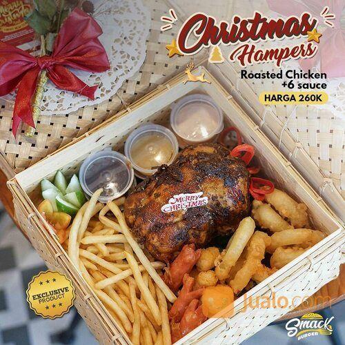Smack Burger Christmas Hampers Roasted Chicken (29159161) di Kota Jakarta Selatan
