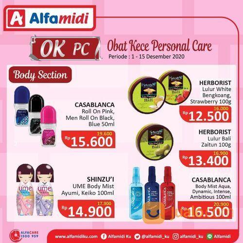 Alfamidi OKPC Obat Kece Personal Care Promo (29162744) di Kota Jakarta Selatan