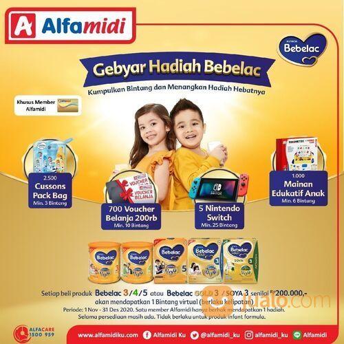Alfamidi Belanja Produk Bebelac Pakai Kartu Member Alfamidi bisa dapet jutaan rupiah? (29162756) di Kota Jakarta Selatan