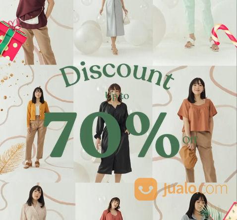 Claryn the Label Discount 70%* (29164055) di Kota Jakarta Selatan