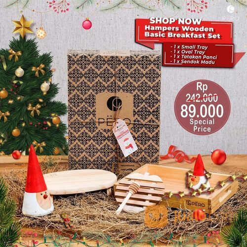 PERO Merayakan Hari Ibu & Hari Natal dengan Last Minutes Hampers di bawah Rp 100k (29164063) di Kota Jakarta Selatan