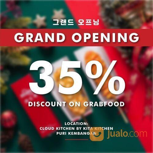REDDOG PROMO diskon 35% untuk pemesanan via Grab Food (29164437) di Kota Jakarta Selatan