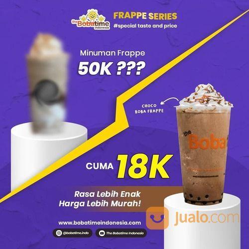 The Bobatime Indonesia Frappe Series (29164474) di Kota Jakarta Selatan