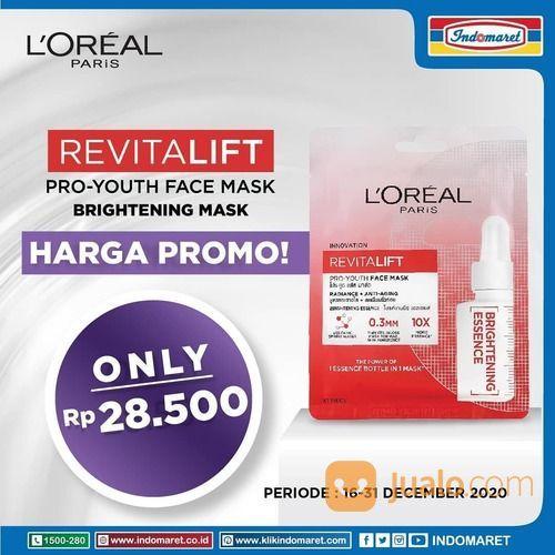 INDOMARET Dapatkan berbagai produk L'OREAL Revitafit & UV Perfect yang lagi hemat (29164723) di Kota Jakarta Selatan