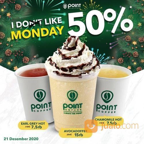 Indomaret Point 50% Discount Frappe & Tea (29164734) di Kota Jakarta Selatan