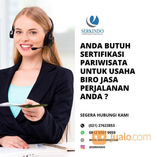 Sertifikasi Usaha Pariwisata Biro Perjalanan Wisata (29165201) di Kota Tangerang Selatan