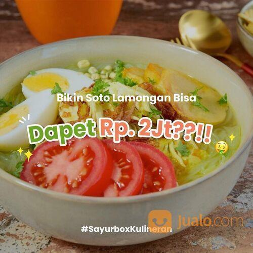 SayurBox Challenge #SayurboxKulineran! (29165856) di Kota Jakarta Selatan
