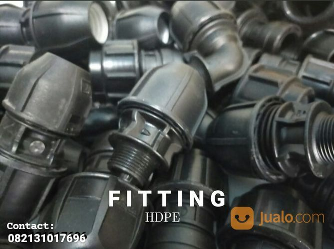 Fitting HDPE Compression Promo Akhir Tahun (29166796) di Kab. Alor