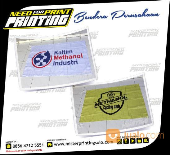 Print Bendera Kain Nama Perusahaan Printing Satuan Bijian Di Indonesia (29190142) di Kab. Wonogiri