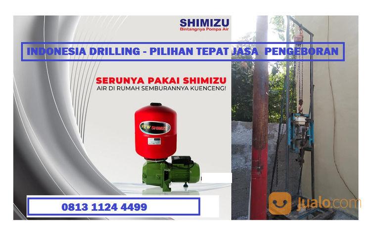 Paket Pengeboran Sumur Jet Pump Di Jakarta Timur Dan Sekitarnya (29201610) di Kota Jakarta Timur